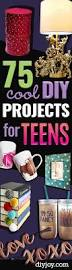 75 cool diy projects for teenagers organizations teen and bedrooms