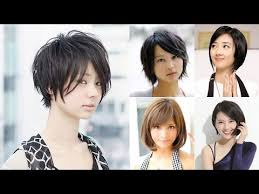 50 glamorous short hairstyles for asian women 2017 2018 youtube