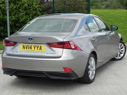 lexus is300h cvt used lexus is 300 saloon 2 5 executive edition e cvt 4dr in