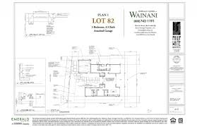 Emerald Homes Floor Plans 2842 Kolepa Street Kauai Heritage Properties