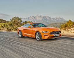 mustang design ford mustang 2018 european edition revealed with sleek design