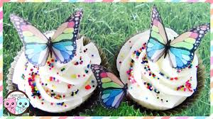 Butterfly Cupcakes Rainbow Butterfly Cupcakes Butterfly Cake