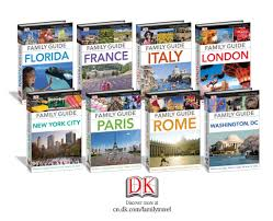 dk family travel guides giveaway kids on a plane