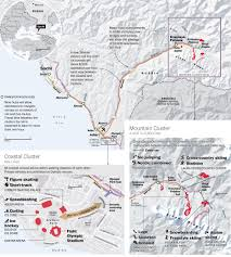 Washington Airport Map by Sochi Olympic Venue Locations The Washington Post