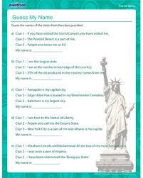 geography worksheets 2nd grade worksheets