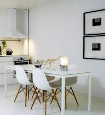 Eames Chair Dining Table In Search Of The Modern White Dining Table Skimbaco