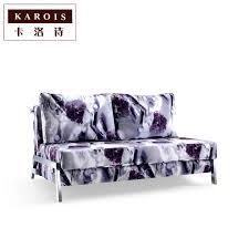 canap pliable multifonctionnel tissu canapé lit moderne salon avec canapé lit