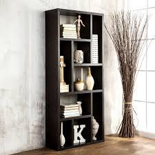 furniture of america espresso multi purpose 3 in 1 display cabinet