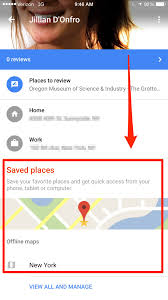 Google Maps Offline Iphone How To Use Google Maps Offline Without Wifi Business Insider