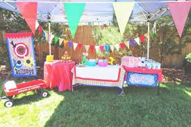 backyard carnival ideas house generation