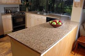 countertops chic the pros and cons of countertop materials