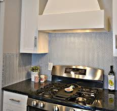 Herringbone Kitchen Backsplash Blue Herringbone Tile Kitchen Backsplash Lou Lou Girls