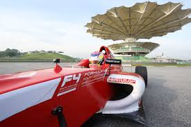 formula 4 car asiacup upgrades to formula 4 sea gp malaysia