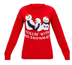 prettylittlething is selling a range of christmas jumpers and