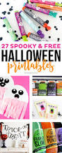 Halloween Printables Free by 27 Spooky And Free Halloween Printables Printable Crush