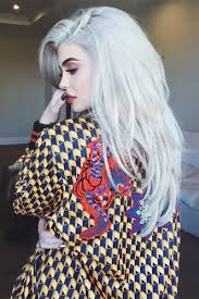 silver blonde haircolor hottest hair color trends 2017 fall winter 2018 pretty