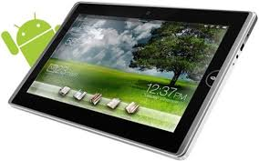 the best android tablet 6 best android tablets for 2012