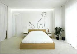 deco mural chambre peinture murale blanche peinture mur chambre adulte chambre adulte