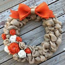 10 ways to make stunning thanksgiving wreaths