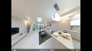 360 vr virtual reality living room model house youtube
