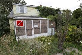 Zombie House Zombie House Legislation Passed By State Welcomed On Li Newsday