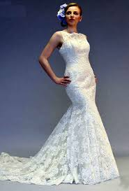 white rose r858 antique gold lace fishtail wedding dress sell my