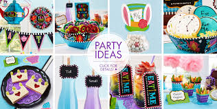 party city halloween treat bags mad tea party supplies party city