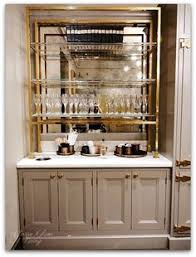 restoration hardware china cabinet 1930s french bistro shelving instead of upper cabinets in kitchen or