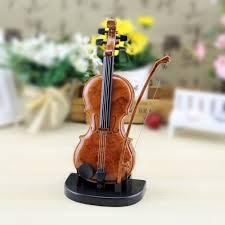 hand retro musical instruments violin music box chain music box