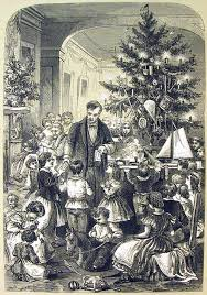 fashioned christmas tree an fashioned christmas during the 1850 s america s