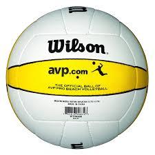 wilson official avp outdoor sports