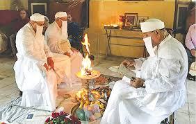 jasan a religious thanksgiving ceremony religion world