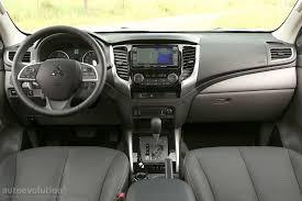 mitsubishi amg 2015 mitsubishi l200 double cab review autoevolution