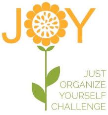 organizing yourself home organizing challenge joy challenge time to organize