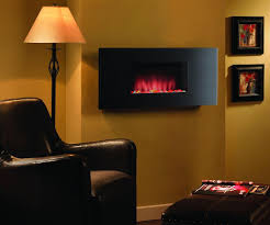 black wall hanging fireplace u2014 home ideas collection the wall