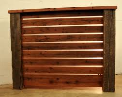 reclaimed wood accent wall wood from recwood planks in buy hand crafted queen headboard crafted from reclaimed redwood