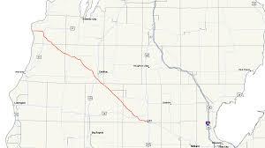 Map Of West Michigan by M 115 Michigan Highway Wikipedia