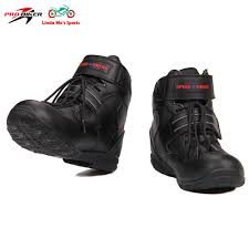 motorcycle boots shoes waterproof motorcycle boots mtb off road bike non slip moto racing