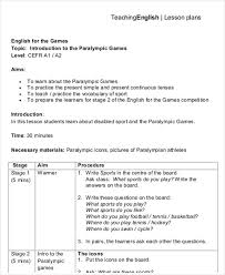 lesson plan template swimming 40 lesson plan templates free premium templates