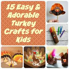 15 turkey crafts can make for thanksgiving photos cafemom