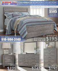 bedroom sets u2013 all american mattress u0026 furniture