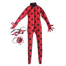 Lady Bug Halloween Costume Cheap Miraculous Ladybug Costume Aliexpress
