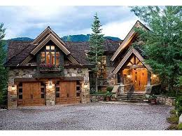 cabin style home mountain lodge style home the house of your dreams