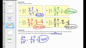 unit rate problems worksheet ordering fractions worksheet one