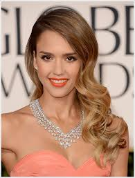 hairstyles golden globes how to jessica alba hair at the golden globes 2013 youtube