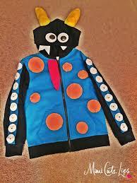 Monster Halloween Costume by Diy Monster Halloween Costume Mimicutelips