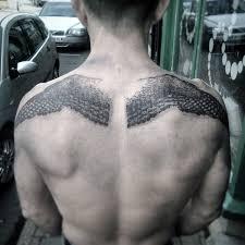 40 badass back tattoos for masculine design ideas badass back