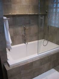 Small Bathroom Tub Ideas Colors Combo Shower With Bubble Style Tub I Would Install A Jetted Style