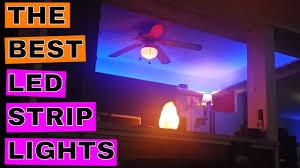 best led strip lighting on amazon tingkam led strip lights