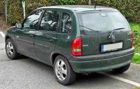 opel corsa 2004 sedan opel corsa b wikiwand
